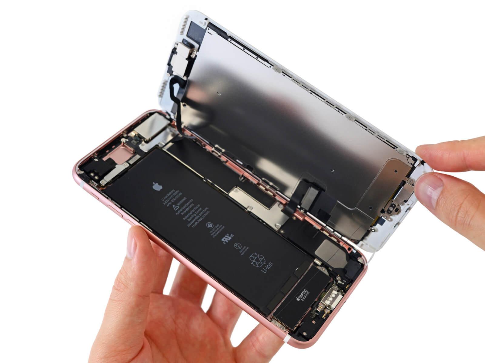 iPhone 7 Plus kijelzocsere